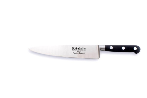K-SABATIER Serie TRADITION 1834 POM/INOX Edition PassionFrance® CHEFMESSER