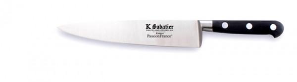 K-SABATIER series TRADITION 1834-KOHLENSTOFFSTAHL. Edition-PassionFrance® CHEFMESSER polyoxymethylen