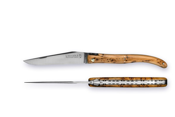 LAGUIOLE Atelier PassionFrance pepper yew burl stabilized