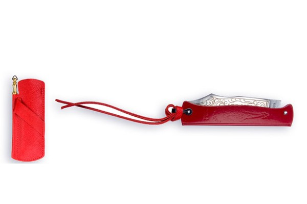 DOUK-DOUK COLOUR Atelier COGNET Stahl rot lackiert